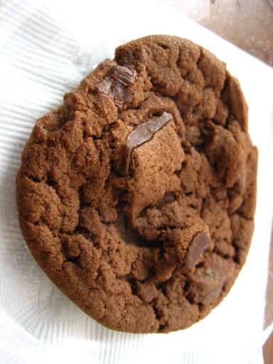 fudge chip cookie