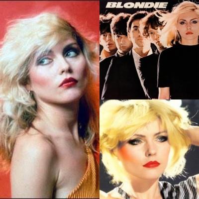 Blondie collage
