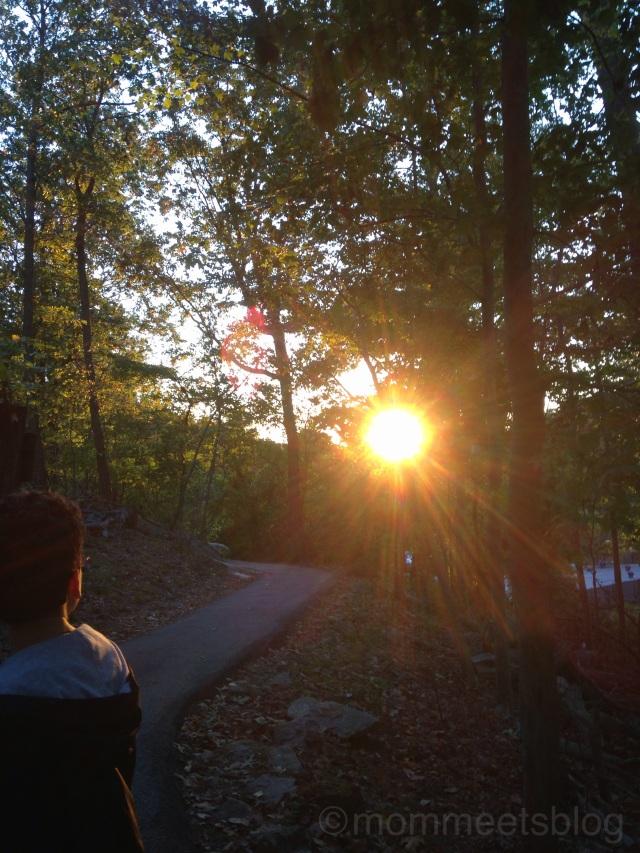 trail sun